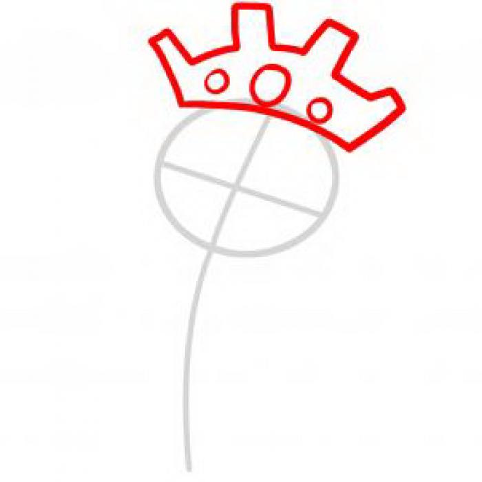 Как нарисовать принцессу, фото 12