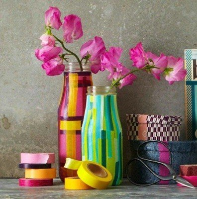 Как сделать красивую вазу фото 803