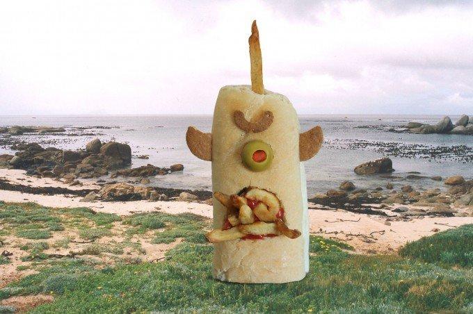 Смачні сендвічі на сніданок. Ідеї святкових бутербродів для дітей - фото 11