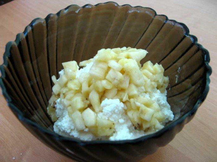 Творог с бананом на завтрак, фото 2