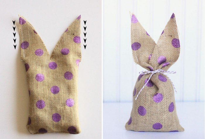 Как сделать мешочек из ткани своими руками