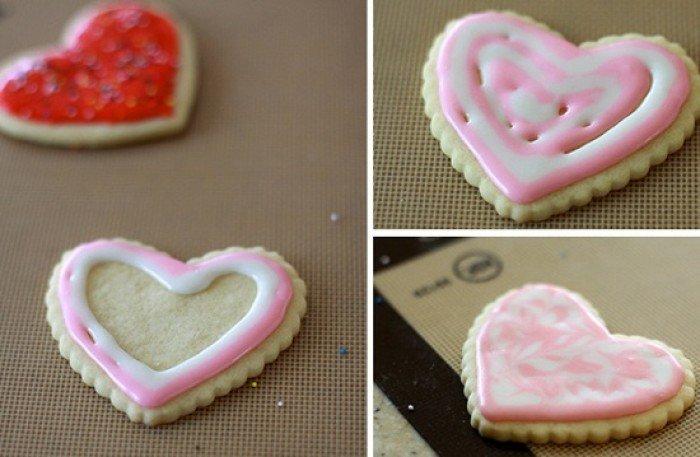 Вкусное новогоднее печенье с глазурью своими руками, фото 10