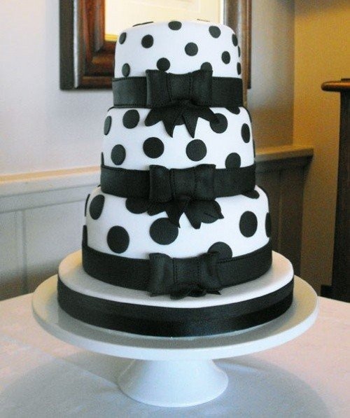 Украшение тортов – фото