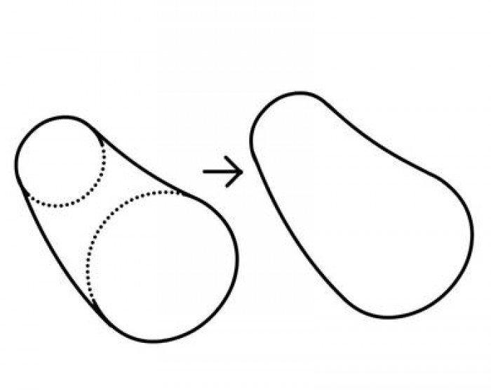 Як намалювати пінгвіна поетапно, фото 1