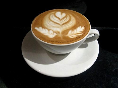 Латте-арт (малюнки на каві) - фото 10
