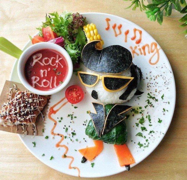Картины из еды от Саманты Ли – фото 7