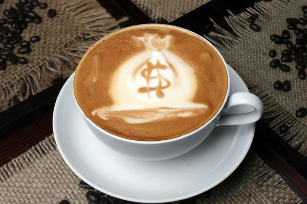 Латте-арт (малюнки на каві) - фото 17