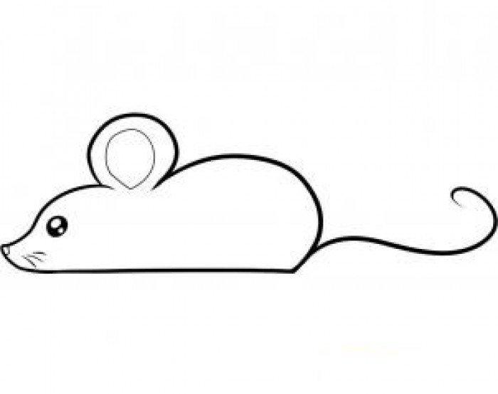 Как нарисовать мышку поэтапно, фото 26