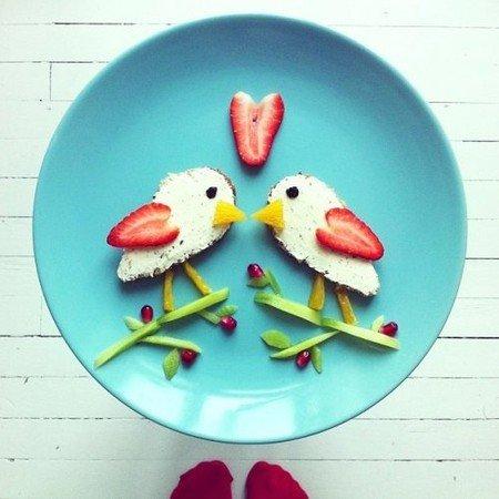 Креативные и полезные завтраки для детей - фото 1