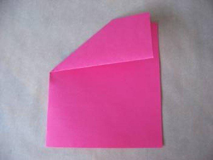 Листівка на День Святого Валентина з паперу, фото 2