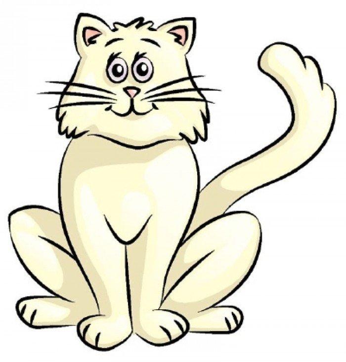 Как нарисовать котенка поэтапно, фото 1
