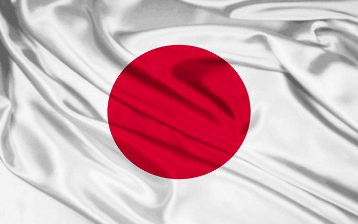 Национальный флаг Японии