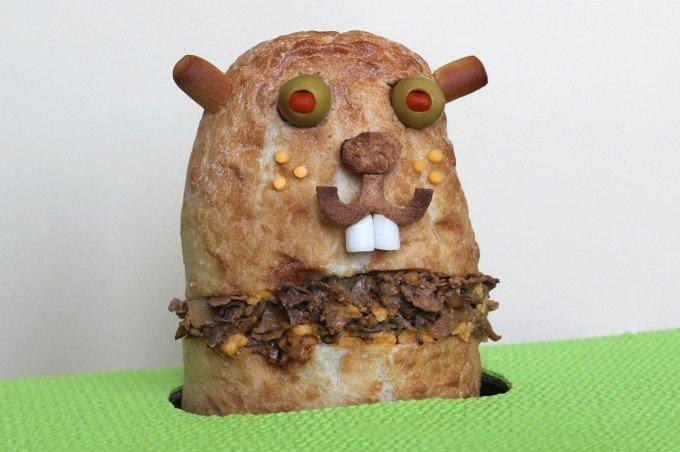 Смачні сендвічі на сніданок. Ідеї святкових бутербродів для дітей - фото 8
