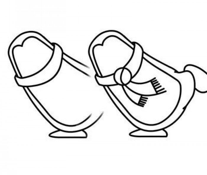 Як намалювати пінгвіна поетапно, фото 4