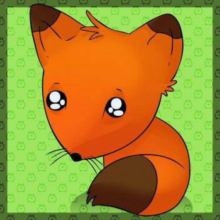 Як намалювати лисицю поетапно, фото 31