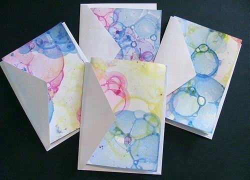 Как рисовать мыльными пузырями, фото 1