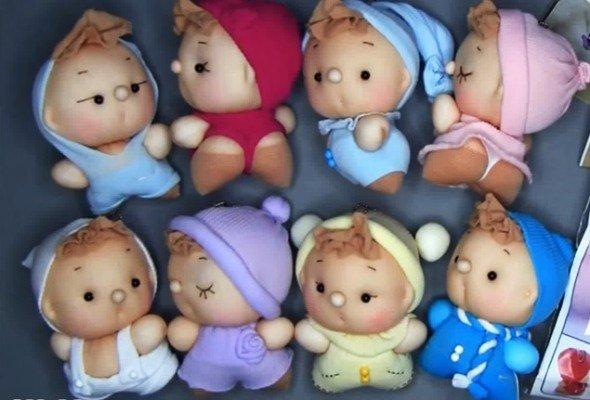 Шитые куклы мастер класс для начинающих #10