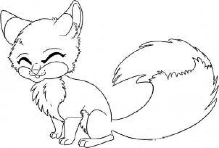 Як намалювати лисицю поетапно, фото 5