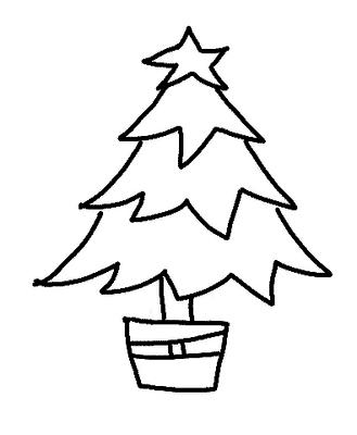 Как нарисовать елку, фото 12