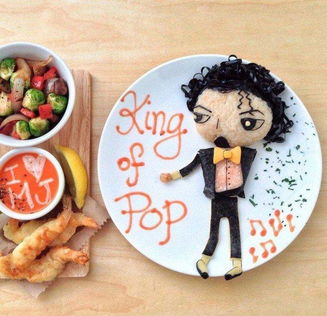 Картини з їжі від Саманти Лі – фото 2