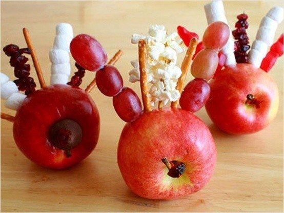 Как красиво подать фрукты к столу. Оформление фруктовой нарезки - фото 7