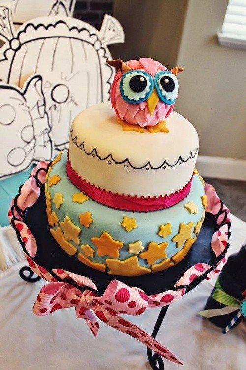 Фото дитячих тортів