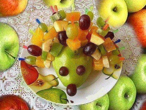 Интересные детские завтраки – фото 16