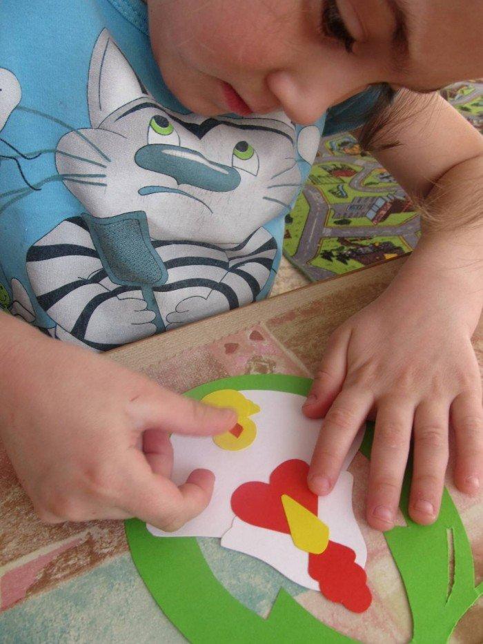 Великодня листівка своїми руками, крок 5