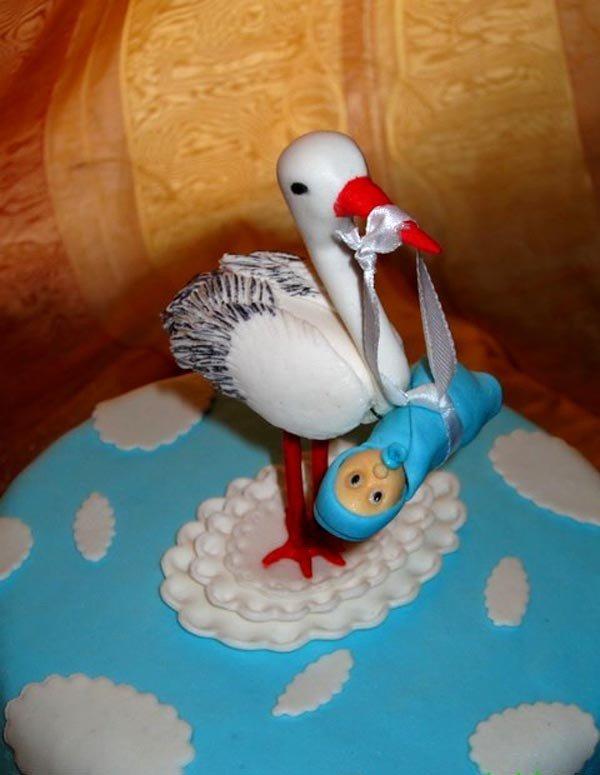 Прикрашання тортів дитячих