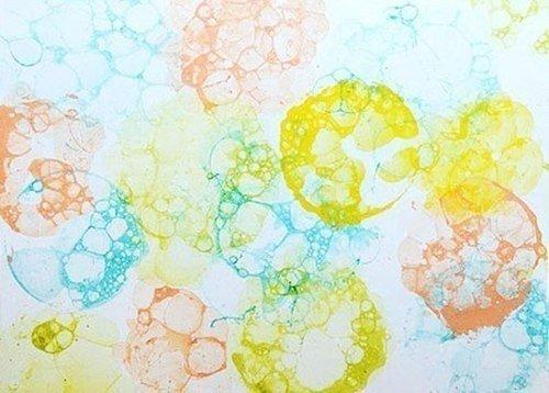 Як малювати мильними бульбашками, фото 4
