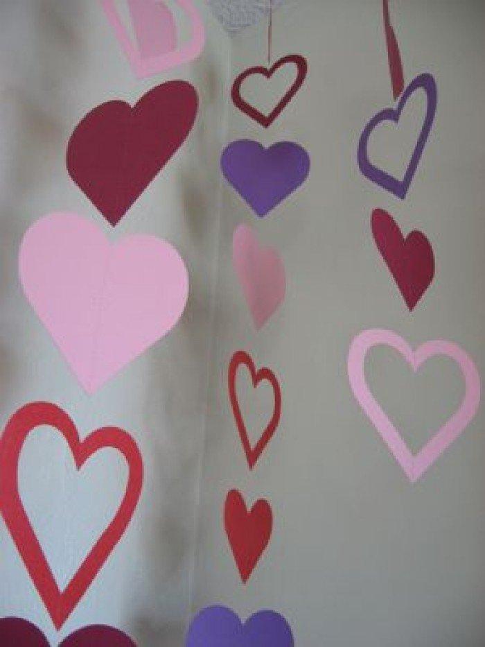 Валентинка з паперу своїми руками, фото 3
