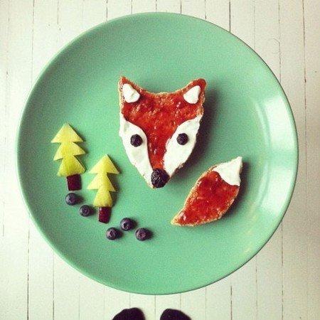 Креативные и полезные завтраки для детей - фото 4