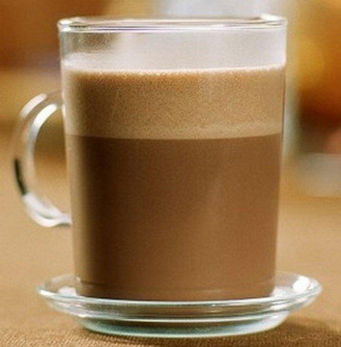 Согревающий напиток: какао