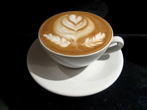 Латте-арт (рисунки на кофе) — фото 5