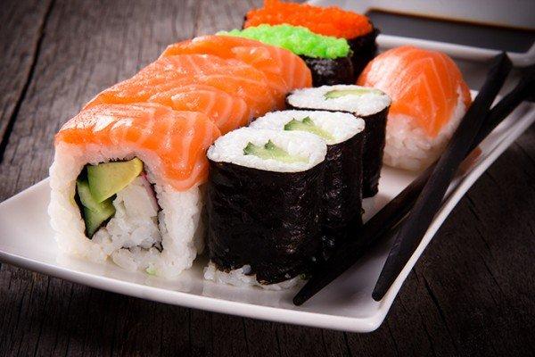 рецепти суші вдома