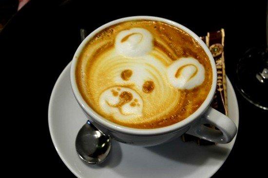 Латте-арт (малюнки на каві) - фото 21