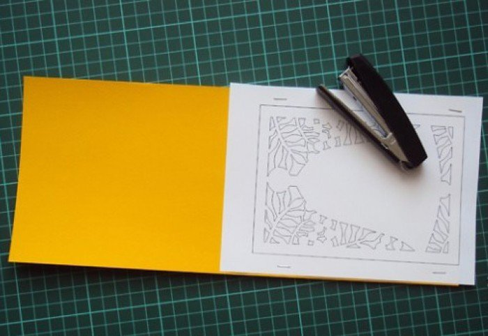 як зробити листівку