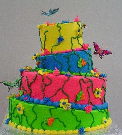Тортики дитячі – фото