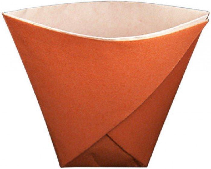 Стаканчик оригами (схема)