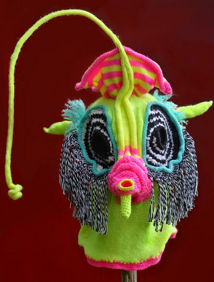 Шапки-маски на Хеллоуин