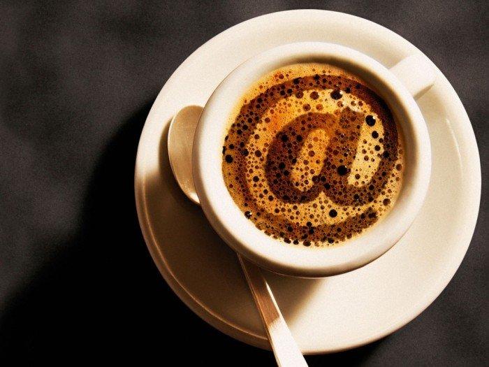 Латте-арт (рисунки на кофе) — фото 2