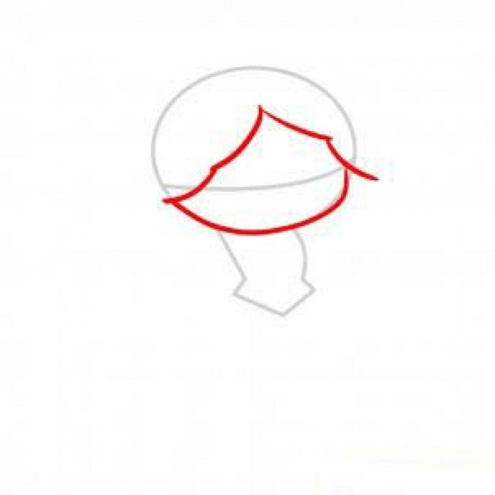 Как нарисовать принцессу, фото 2