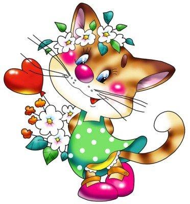 Рисуем котиков