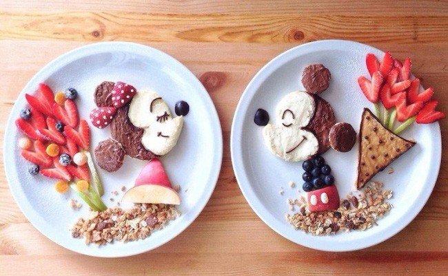 Картины из еды от Саманты Ли – фото 9