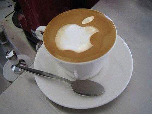Латте-арт (рисунки на кофе) — фото 7