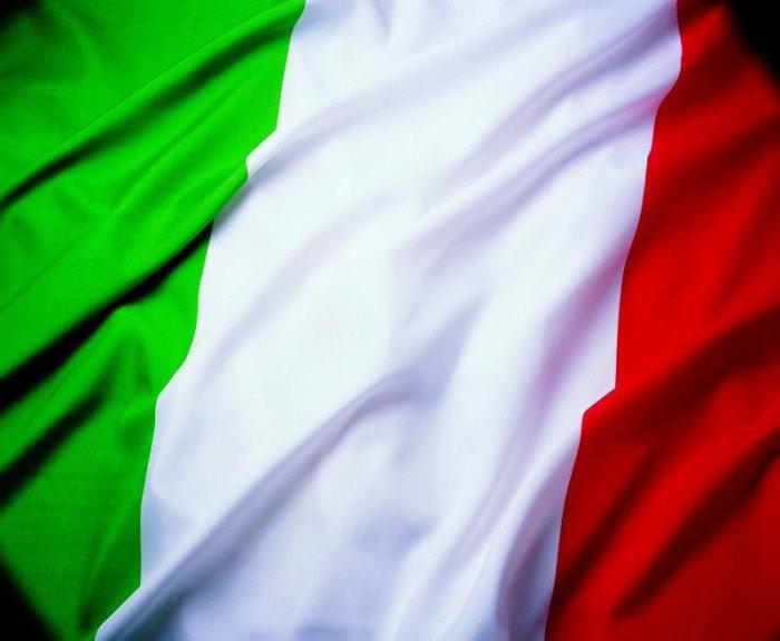 Національний прапор Італії