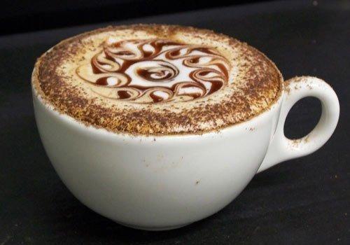 Латте-арт (рисунки на кофе) — фото 14
