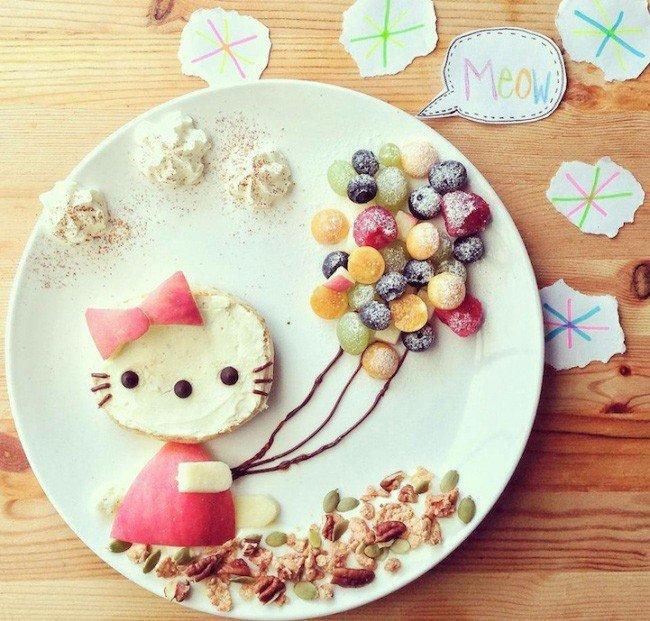 Картини з їжі від Саманти Лі – фото 4