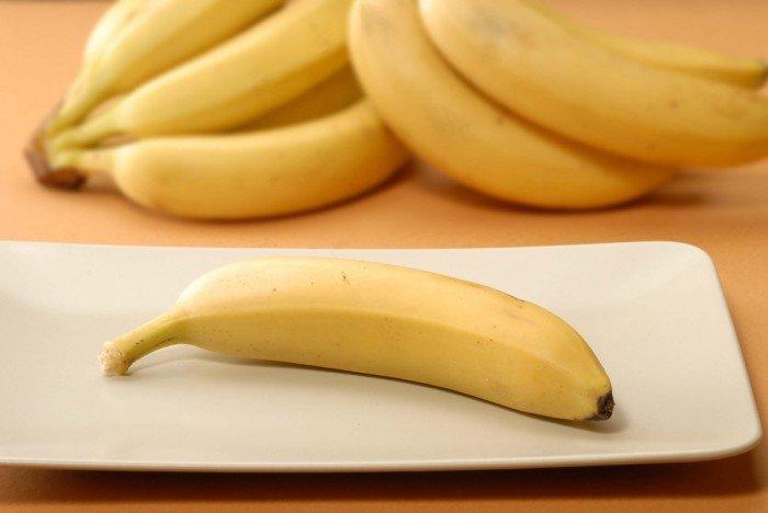 Творог с бананом на завтрак, фото 1