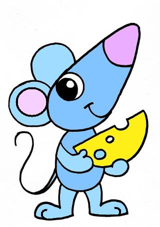 Як намалювати мишу, фото 17